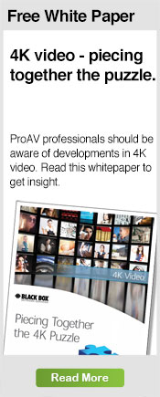 Free White paper: 4K video - piecing together the puzzle